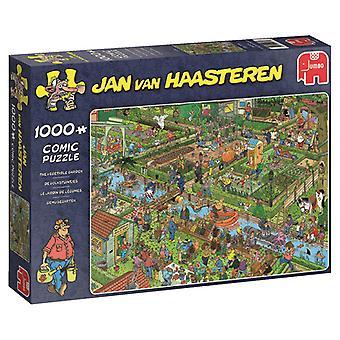 Jumbo Puzzel Jan Van Haasteren De Groentetuin 1000 Stukjes