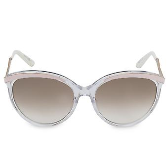 Christian Dior Metaleyes Cat Eye Sunglasses 6OBIQ 57