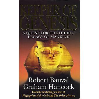 Opiekun Genesis - poszukiwanie ukrytych dziedzictwo ludzkości przez Robert