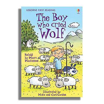 Chłopiec, który zawołał Wilk przez Mairi Mackinnon - Mike Gordon - 97807460855