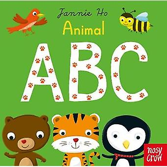 Animal ABC by Jannie Ho - 9781788002486 Book