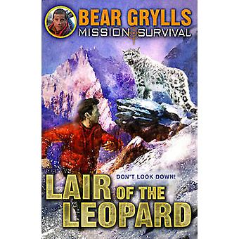 Mission Survival 8 - Lair of the Leopard by Bear Grylls - 978184941838