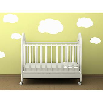 Set Of Clouds Wall Sticker