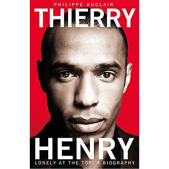 Thierry Henry af Philippe Auclair
