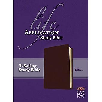 Elämän sovelluksen tutkimus Raamattu: New King James Version (NKJV)
