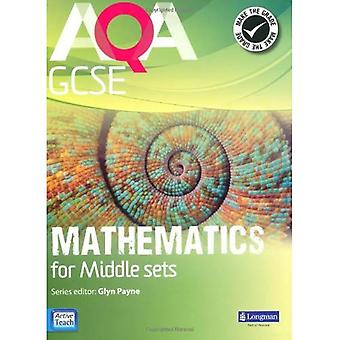 AQA GCSE Mathematics for Middle Sets Student Book (GCSE Maths AQA 2010)