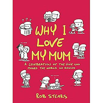 Why I Love My Mum: The perfect Mother's Day gift for 2017!
