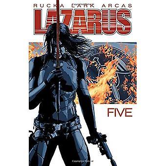 Lazarus bind 5