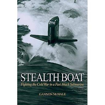 Barca Stealth: Combattere la guerra fredda in un Fast-attacco sottomarino