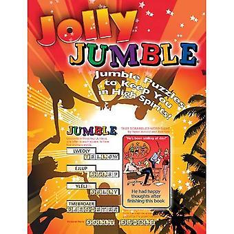 Jolly Jumble: Jumble Puzzles to Keep You in High Spirits!