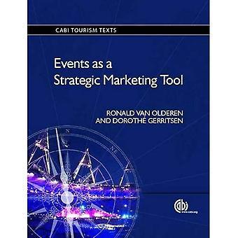 Händelser som en strategisk marknadsföring verktyg (CABI turism texter)