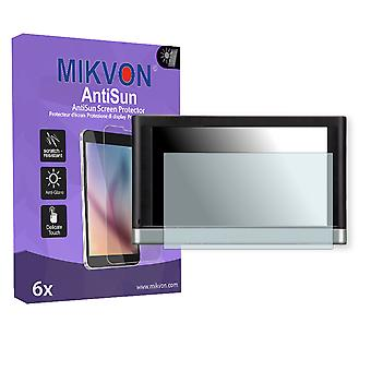 Garmin nüvi 2567LMT Screen Protector - Mikvon AntiSun (Retail Package with accessories)