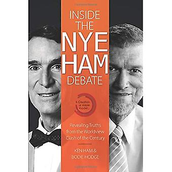 Inside the Nye Ham Debate: Revealing Truths from the Worldview Clash of the Century