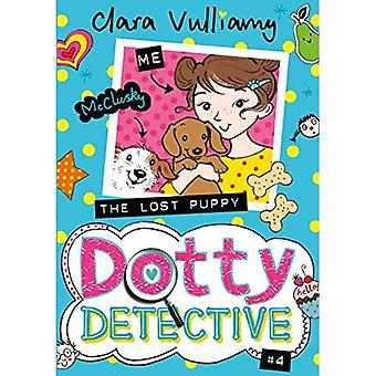 The Lost Puppy (Dotty Detective, Book 4) (Dotty Detective)
