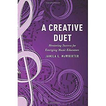 Un duo créatif: Mentorat succès pour les nouveaux professeurs de musique