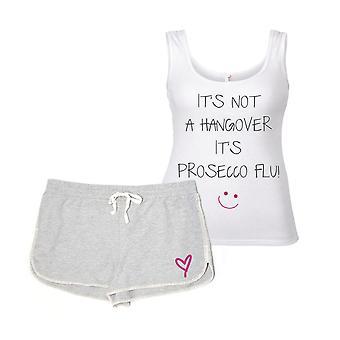 ليس من مخلفات أنها إنفلونزا Prosecco البيجامة