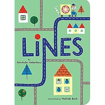 Lines [Board book]