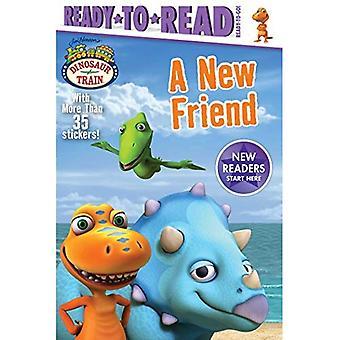 Einen neuen Freund (Dinosaur Train)