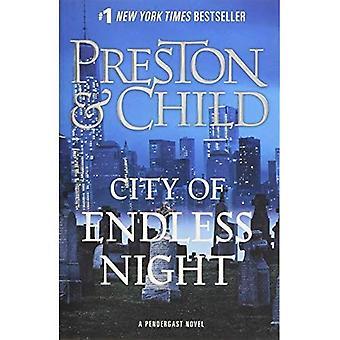 Cidade de noite sem fim (agente Pendergast)