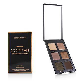 Bareminerals Gen Nude Eye Shadow Palette  - # Copper - 6x1.1g/0.03oz