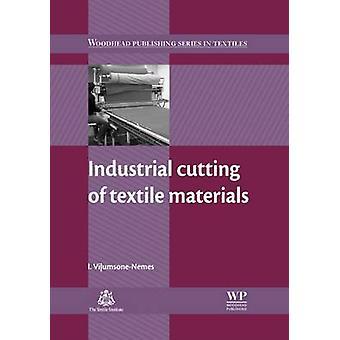 Industriell skärning av textilmaterial av VilumsoneNemes & Ineta