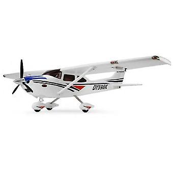 DYNAM C-182 Cessna autopilota RTF 1280 mm rozpiętość skrzydeł samolotu RC