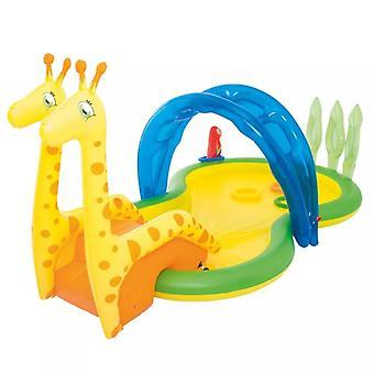 Bestway play pool, Zoo with bath toys 200 L