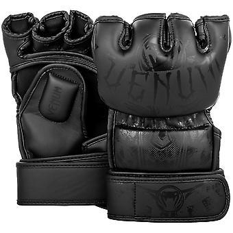 Venum Gladiator 3.0 MMA Handschuhe schwarz/schwarz