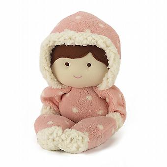 Warmies Baby Doll Craft Microwavable: Pois rosa