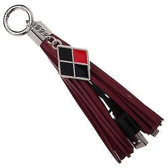 DC Comics Harley Quinn USB Keychain