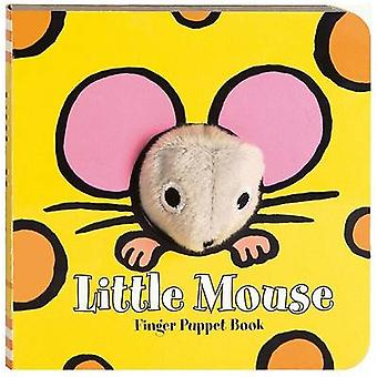 Finger Puppet Book - Little Mouse by Image Books - 9780811861106 Book