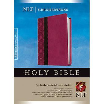 Slimline Reference Bible-NLT - 9781414397696 Book