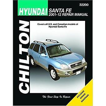 Hyundai Santa Fe Service and Repair Manual 2001-12 (2nd Revised editi