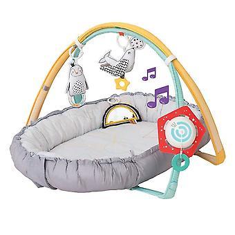Taf Toys Musical Newborn Nest Gym Baby Toddler Play Mat