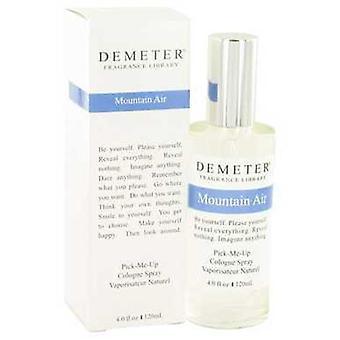 Demeter Mountain Air By Demeter Cologne Spray 4 Oz (women) V728-518322