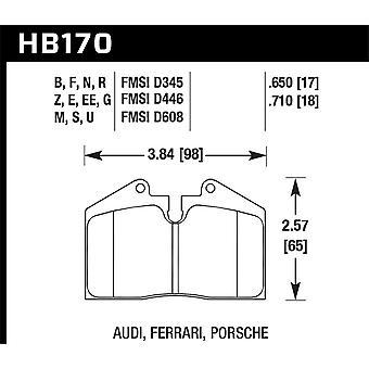 Hawk Performance HB170F.650 HPS