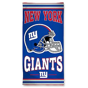 Wincraft NFL New York Giants beach towel 150x75cm