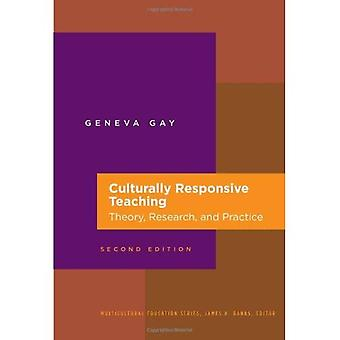 Culturally Responsive Teaching: Theory, Research, and Practice - 2nd Edition