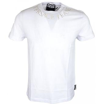 Versace Jeans Couture Cotton White T-shirt