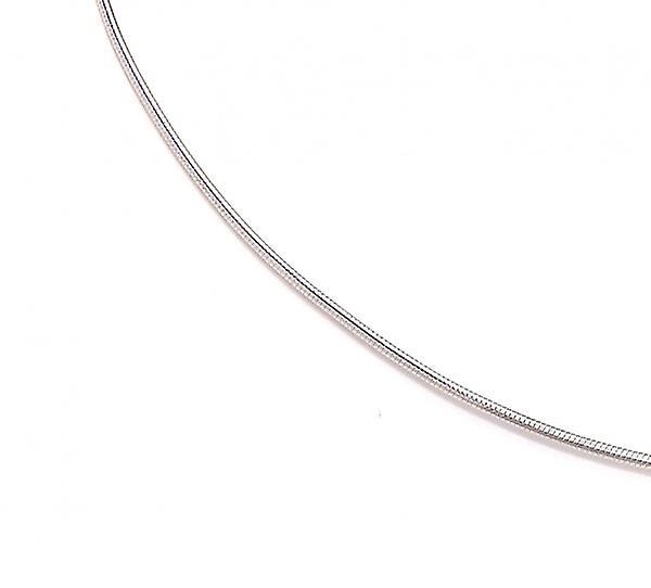 Cavendish French Sterling Silver Fine Snake Chain