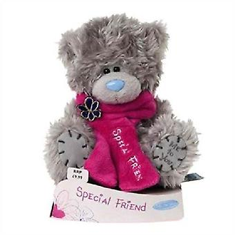 Me to You 6-inch Tall Tatty Teddy Bear Wearing A Special Friend Scarf