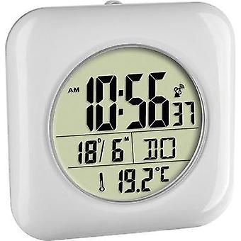 Radio Wall clock TFA 60.4513.02 170 mm x 170 mm x 60 mm White