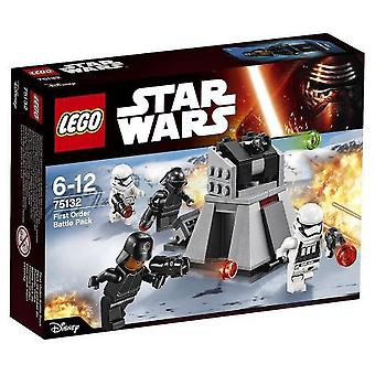 Lego 75132 First Order Battle Pack (Toys , Constructions , Vehicles)