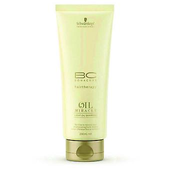Schwarzkopf Professional BC Bonacure Oil Miracle Light Oil Shampoo