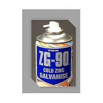 ZG-90 kalla zink galvanisering Spray 500ml
