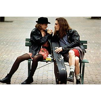Singles Bridget Fonda Matt Dillon 1992 Photo Print