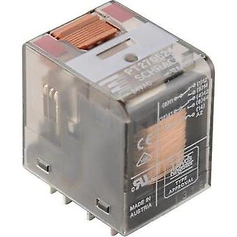 PCB relays 12 Vdc 12 A 2 change-overs TE Connectivity PT270012 1 pc(s)