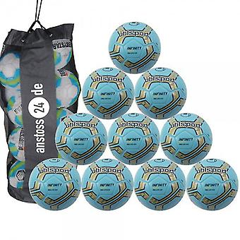 10 x Uhlsport INFINITY 350 LITE 2.0 includes ball sack