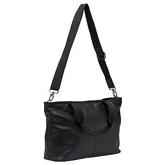 Burgmeister ladies shoulder bag T206-112 leather black