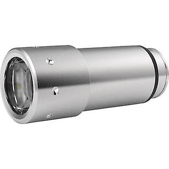 LED Mini torch Ledlenser Automative Stainless rec